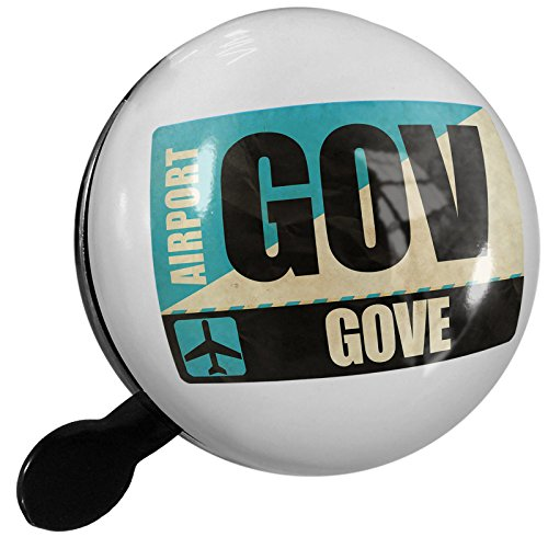 Small Bike Bell Airportcode GOV Gove - NEONBLOND
