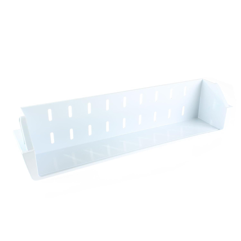 blanco Universal para frigor/ífico//de la botella del refrigerador de la bandeja de pl/ástico del estante de Bar