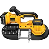 DEWALT DCS370L 18-Volt Lithium-Ion Cordless Band Saw