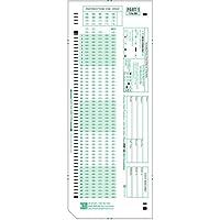 PDP-100 (500/pkg) 882 E Compatible Testing forms