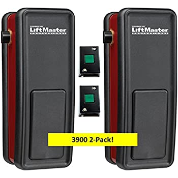 side garage door opener8500 LiftMaster 2Pack Garage Door Opener Side Mount Security20