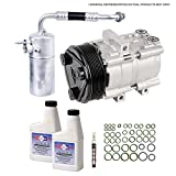 1997 nissan maxima ac compressor - Brand New AC Compressor & Clutch With Complete A/C Repair Kit For Nissan Maxima - BuyAutoParts 60-82277RK New