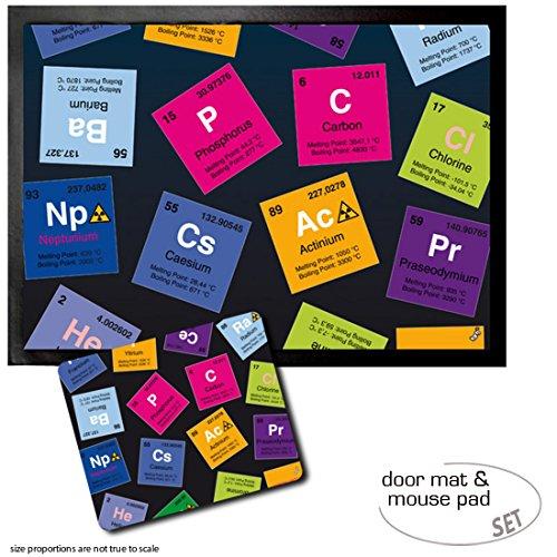 1art1 Tabla Periódica De Los Elementos, Carbono, Bario, Bromo ...