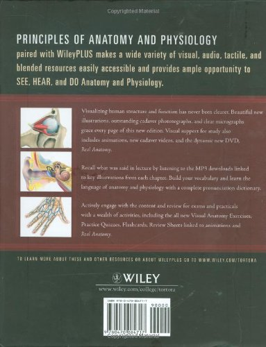 Principles of Anatomy and Physiology: Amazon.co.uk: Gerard J ...