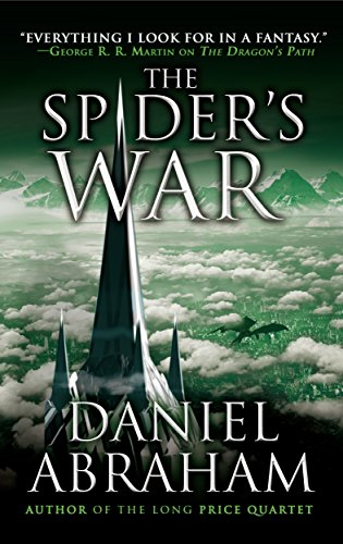book cover of The Spider\'s War