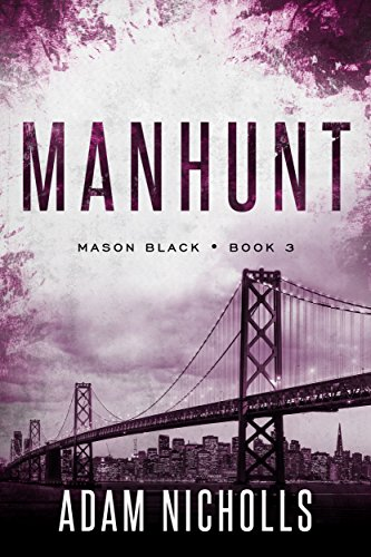 Manhunt (Mason Black Book 3) cover