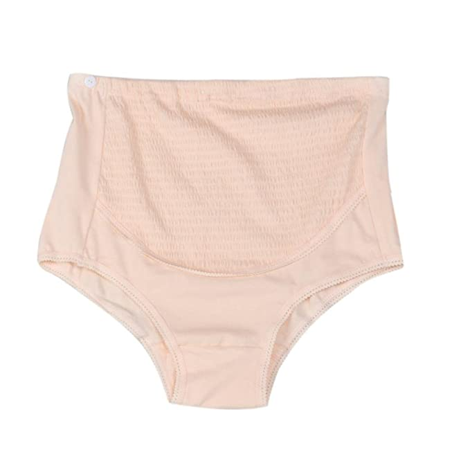 Ropa Interior Mujer, RETUROM Mujeres embarazo maternidad algodón ajustable embarazadas bragas: Amazon.es: Ropa y accesorios
