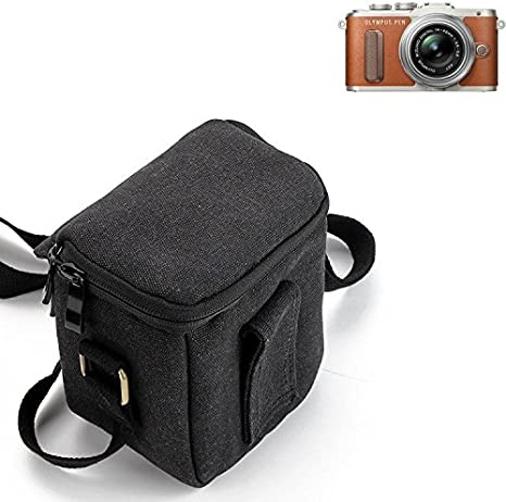 Cases Bags Covers Camera Shoulder Waist Case Bag For Olympus Pen E Pl8 E Pl9 F Cameras Photography 5050 Pk