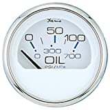 Faria 13802 Chesapeake 80PSI Oil Pressure Gauge