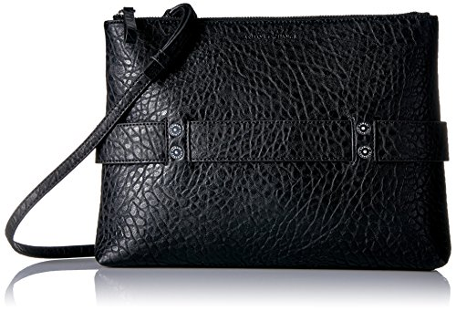 A X Armani Exchange Pass Through Crossbody Bag