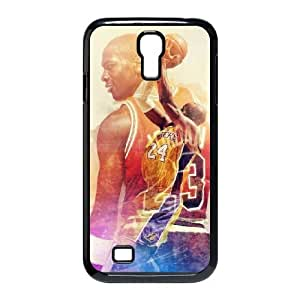 Samsung Galaxy S4 9500 phone case Black Michael Jordan AAPU8004677