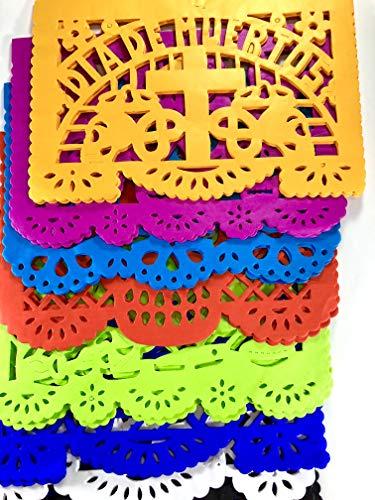 30 Frontales pack Altar de Ofrendas Dia de Muertos