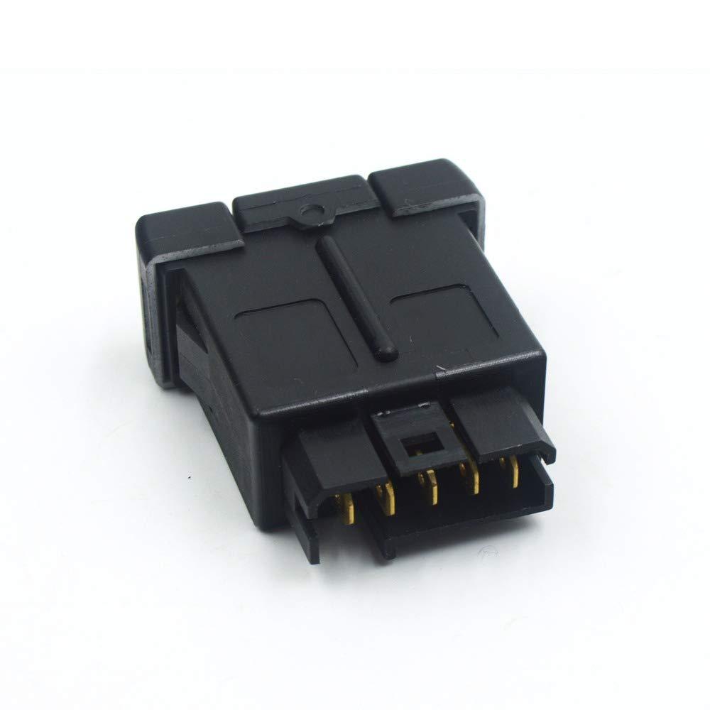 New Master 7700817339 Bot/ón de control de ventana el/éctrico para Renault19 II Cabriolet Chamade Kasten