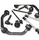 PartsW 10 Piece Suspension Kit for Ford Ranger