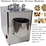 110V Electric High-power Slicer Regulation Of Ginseng Three Seven Cutting Machine#021120