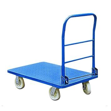 Carro de mano, ultraligero plataforma plegable carros ...