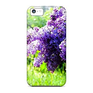Anglams Case Cover Protector Specially Made For Iphone 5c Spring Corner