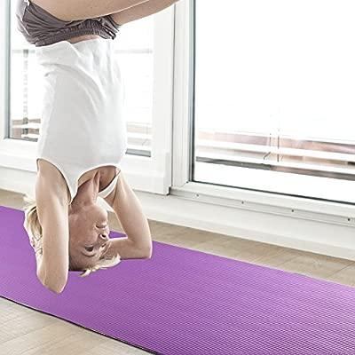 Colchoneta de yoga alfombrilla de gimnasia Training Mat ...