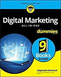 Image of the product Digital Marketing All In that is listed on the catalogue brand of For Dummies.