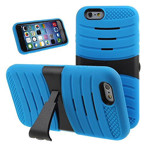 """Bolkin Apple Iphone 6 4.7"""" Shockproof Case Cover (blue)"""