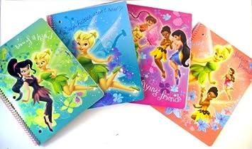 gift girls toy pocket money toy 1 supplied Fairy door spiral notebooks