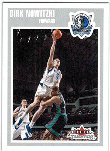 2002-03 Fleer Tradition Basketball Dallas Mavericks Team Set with Dirk Nowitzki & Steve Nash - 11 Cards (Nash Steve Card)