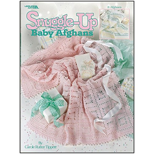 (Leisure Arts Snuggle-Up Baby Afghans)