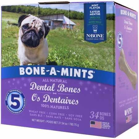Npic Boneamints Dental Bones Small (34 Pack)