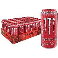Monster Energy Ultra 12x 500ml Red