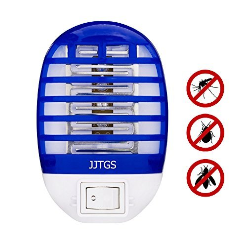 JJTGS Bug Zapper, Electronic Insect Killer Mosq...