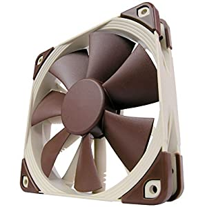Noctua NF-F12 PWM Cooling Fan - best 120mm case fan