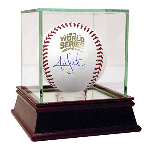 - Chicago Cubs Star Jon Lester Autographed Signed 2016 World Series Baseball