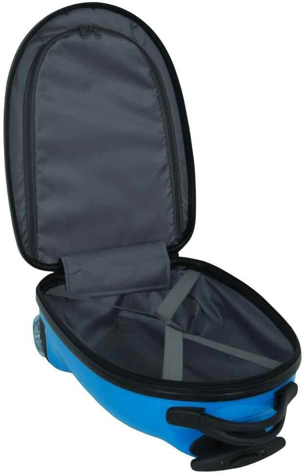Childrens Carry-on Luggage in Blue