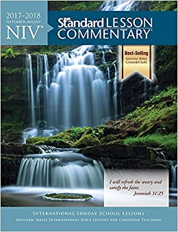 Book NIV(R) Standard Lesson Commentary(r) 2017-2018