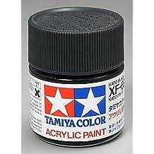 Tamiya Acrylic XF69 NATO Black 23ml Bottle by Tamiya