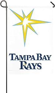 "N-A Ray-Tampa Bay Garden Flag, Double Sided Garden Outdoor Yard Flags for Garden Decor (12.5x18/18""X27"")"