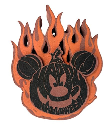 Disney Parks Mickey Halloween Jack-O-Lantern Antenna Topper
