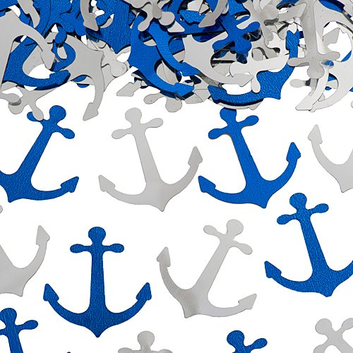 Stumps Anchor Confetti - Sailor Anchor