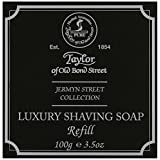 Taylor of Old Bond Street Jermyn Street Hard Shaving Soap Refill, 100 Gram
