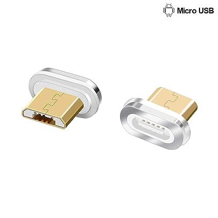 Amazon.com: Lively Life - Cable magnético de carga rápida, 3 ...