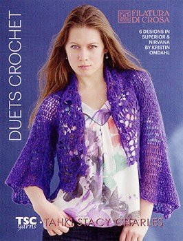 (Filatura Di Crosa Pattern Book Duets Crochet Fall 2012)