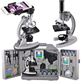 Best Microscopes Kids Microscopes - Gosky Microscope Kit for Kids and Beginners Review