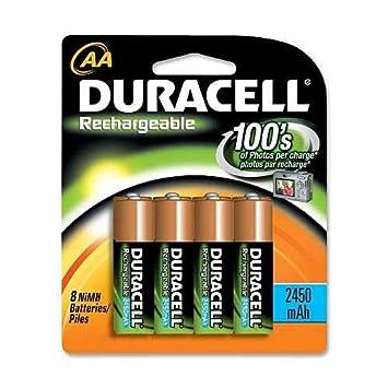 Amazon.com: new-duracell dc1500b8 N – baterías recargables ...