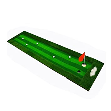LEI ZE JUN UK- Golf Putting Green Floor Practice Caucho ...