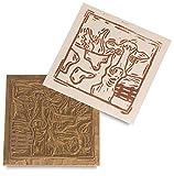 Soft Cut Linoleum Set -10 Pack Printmaking