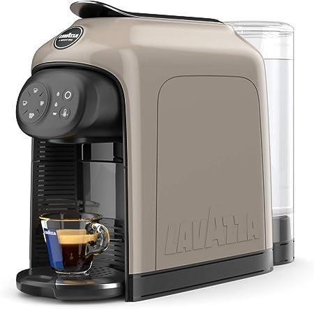 Lavazza - Cafetera Lavazza a Modo Mio - Modelo Idola, 1500 W de potencia, capacidad 1,1 litros Máquina de café Greige Coffee: Amazon.es: Hogar