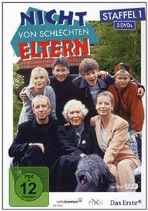 Nicht von schlechten Eltern - Staffel 1 [Alemania] [DVD]