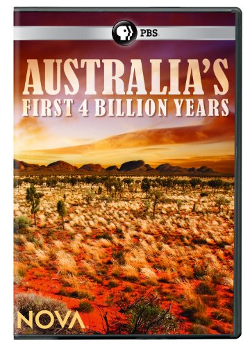 Nova: Australia's First 4 Billion Years (Dvd Australia)