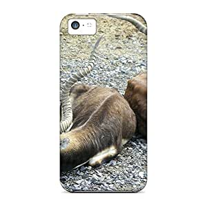 Hot New African Antelope Case Cover For Iphone 5c With Perfect Design