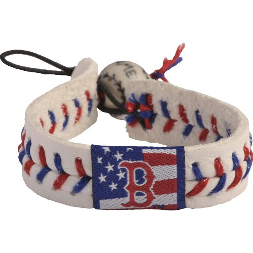 GameWear Boston Red Sox Stars and Stripes Baseball - Gamewear Boston Sox Red Baseball